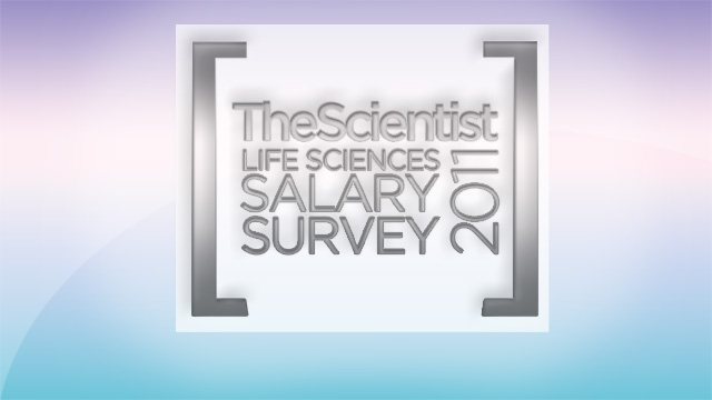 image: Life Sciences Salary Survey 2011