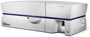 LSR II cytometer from BD Biosciences