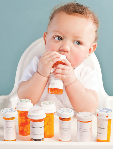 image: Child-Proofing Drugs