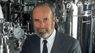image: Amgen Founder Dies
