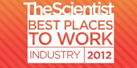 image: Best Places to Work Industry, 2012