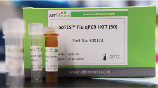 image: Rapid Bird Flu Test