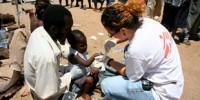 image: African Cholera Vaccine Trial
