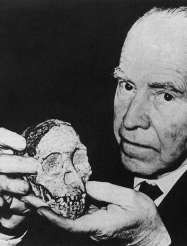 image: The First Australopithecus, 1925