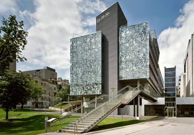 CeMM research building