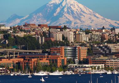 Sage Bionetworks campus in Seattle, Washington.