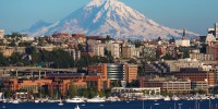 Researchers at Sage Bionetworks, the #2 institution in this year's survey, raved about the beautiful campus, which overlooks Lake Union in Seattle, Washington.Sage Bionetworks