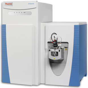 INNOVATING MASS SPEC: Coupling Thermo Scientific's newest Orbitrap, the Q-Exactive, with high-pressure liquid chromatography allowed Matthias Mann's research team to produce a complete yeast proteome in a single experiment