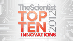 image: The Scientist's 5th Annual Top 10 Innovations Competition
