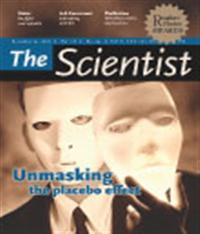 The Scientist December 2002 Cover