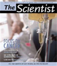 The Scientist April 2005 Cover