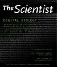 The Scientist June 2005 Cover