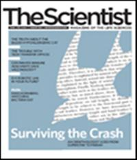 The Scientist January 2007 Cover