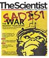 The Scientist April 2008 Cover