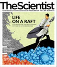 The Scientist February 2010 Cover