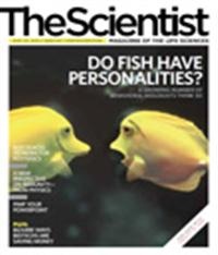 The Scientist March 2010 Cover