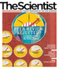 The Scientist August 2010 Cover