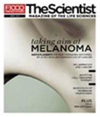 The Scientist April 2011 Cover