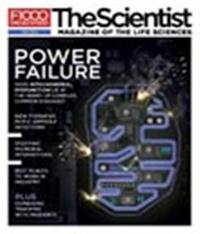 The Scientist May 2011 Cover