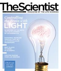 The Scientist July 2011 Cover