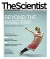 The Scientist September 2016 Cover