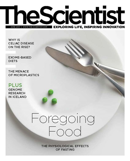The Scientist June 2017 Cover
