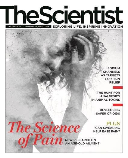 The Scientist January 2018 Cover